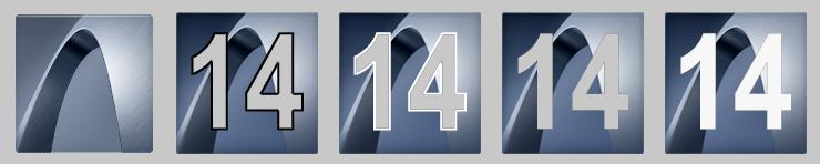 AC14 replacment logo